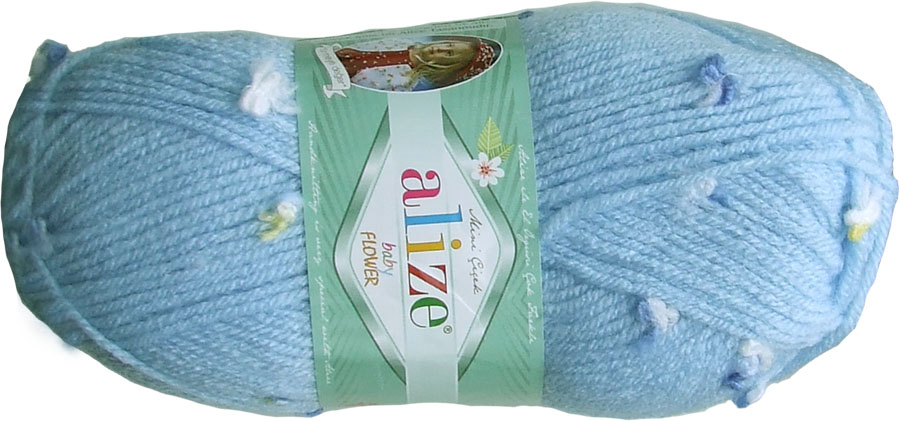 Alize Baby Flower 5435