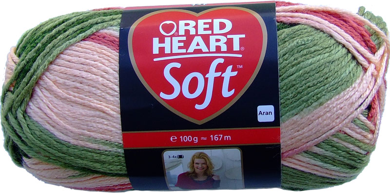 Red Heart Soft 09937